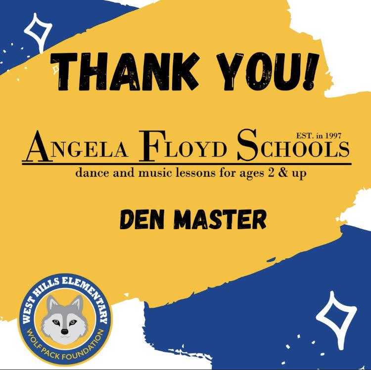 Angela Floyd Den Master