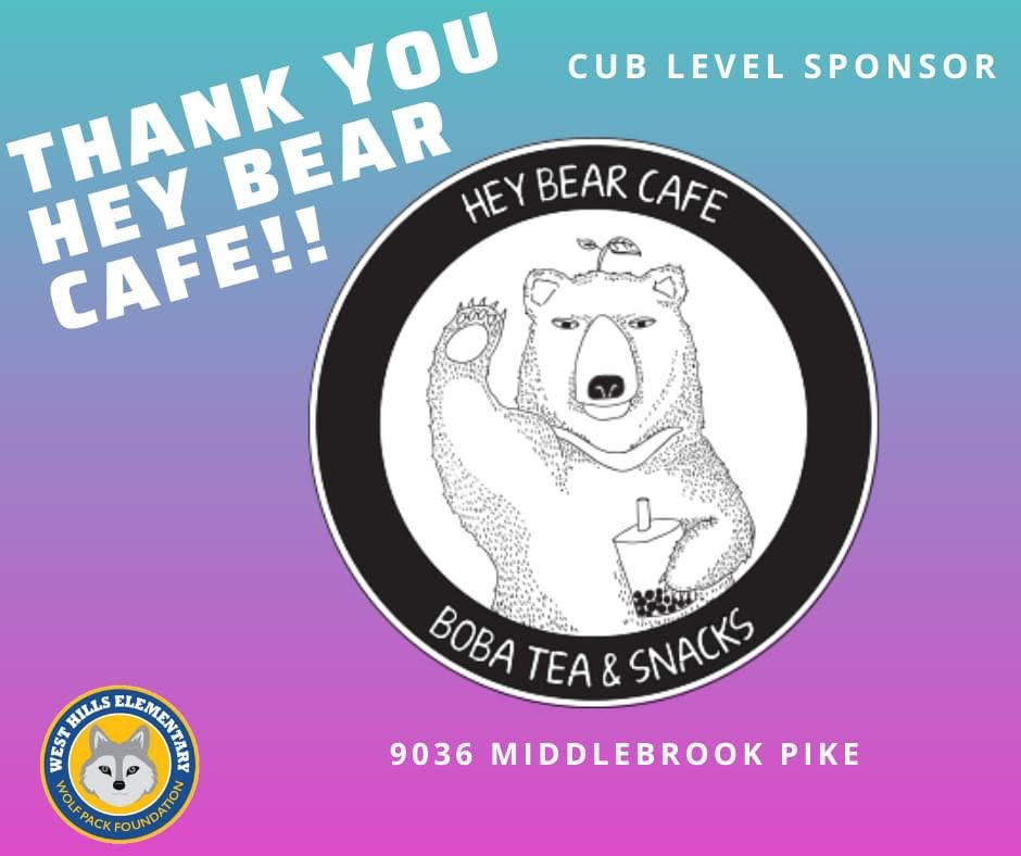 Hey Bear Cafe Cub Level