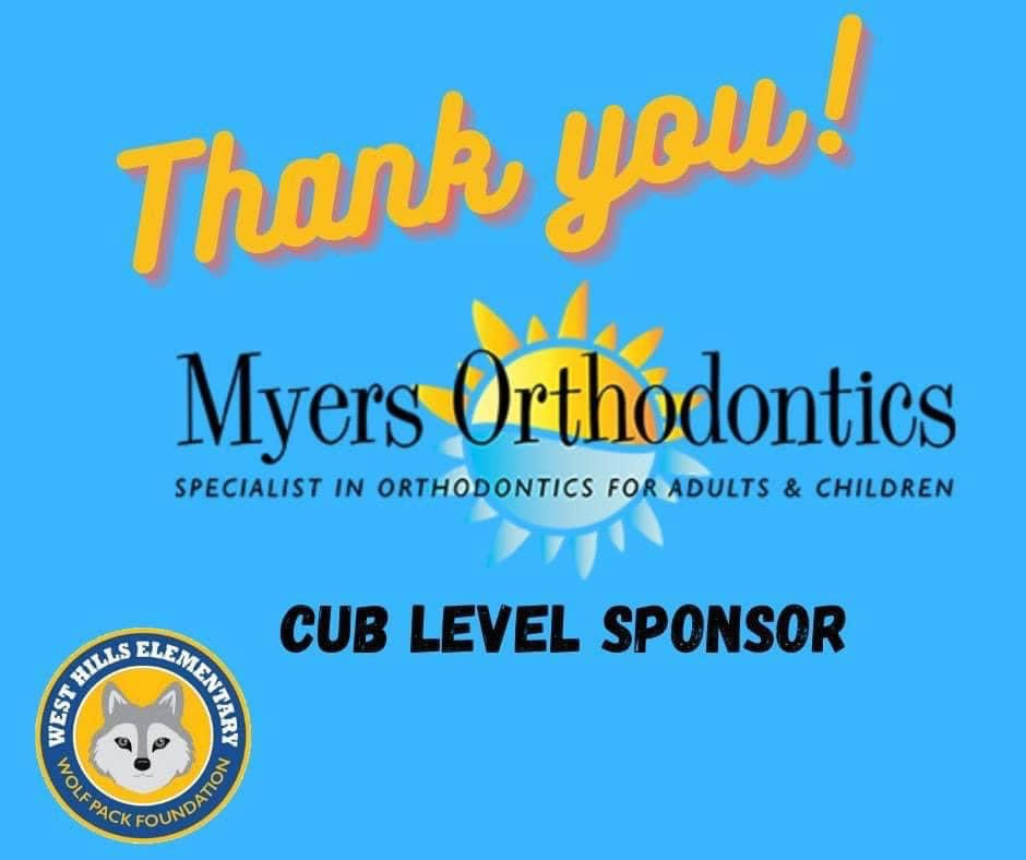 Myer's Orthodontics Cub Level