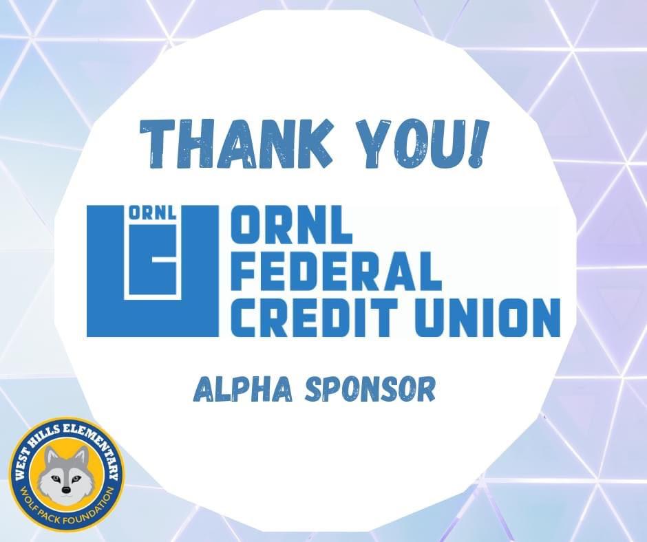 ORNL FCU Alpha Level